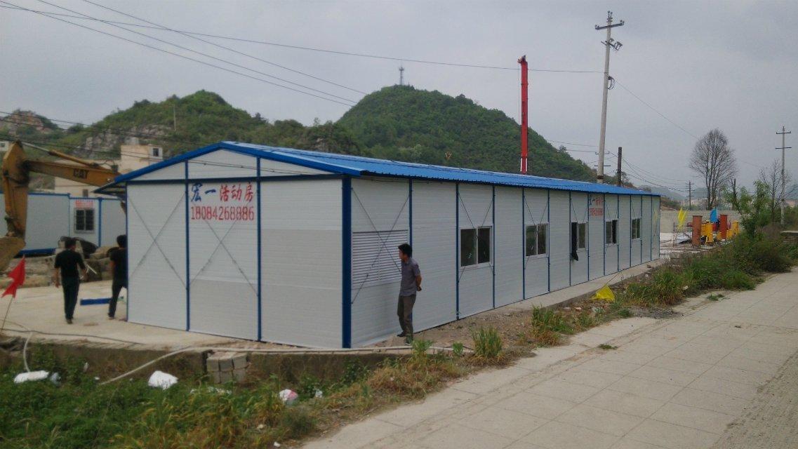 贵州六盘水与某绿化公司合作活动yabo1237工程展示