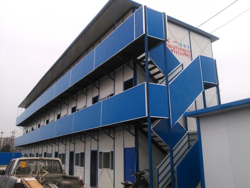 我公司在贵州贵阳白云区三层K式钢结构yabo亚博展示